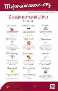 consejos prevenir el cáncer código europeo – mejor sin cáncer