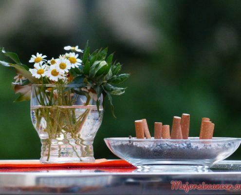 recaida tabaco cáncer