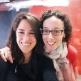 Raquel Ibáñez y Laura Costas