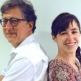 Manolis Kogevinas y Laura Costas